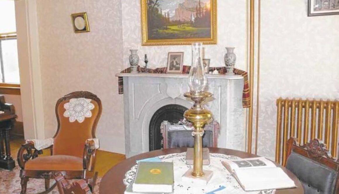 Susan B Anthony Home